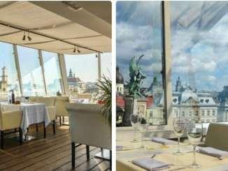Львів згори: ТОП-12 панорамних ресторанів Львова