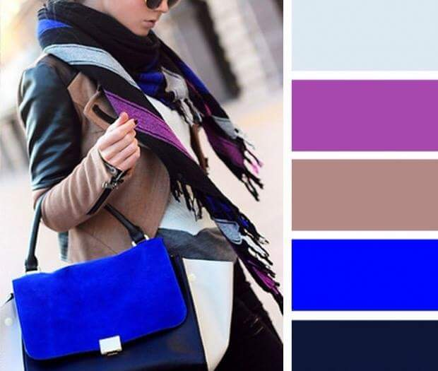 Трендові кольори в одязі осінь-зима фото та найактуальніші поєднання (2)