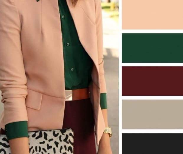 Трендові кольори в одязі осінь-зима фото та найактуальніші поєднання (9)