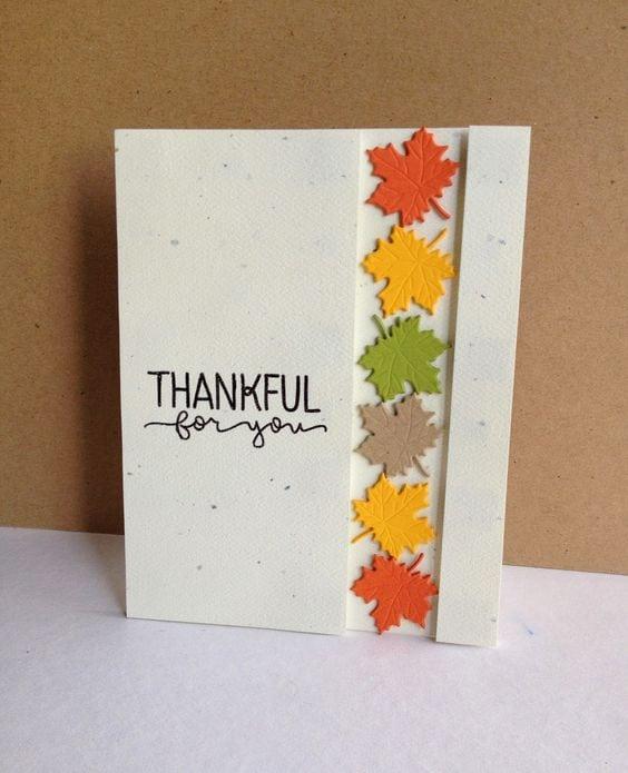 Осінні листівки своїми руками (60 цікавих ідей з фото) (29)