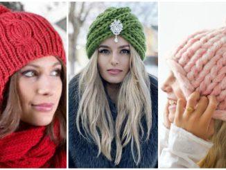 В'язані шапки 37 ідей для творчості (фото)