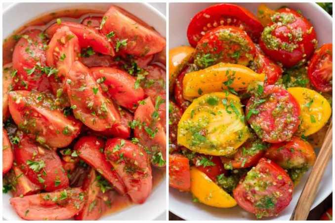 Маринованные помидоры рецепт
