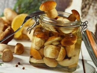 Маринад для будь-яких грибів: покроковий рецепт приготування