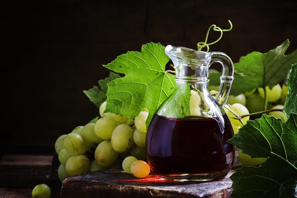 Виноградний оцет рецепт