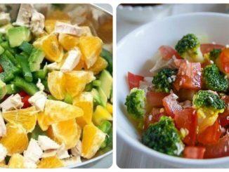 10 рецептів смачних салатів для дітей і дорослих