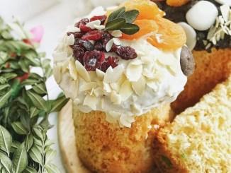 Ідеальна паска на Великдень (смачна та ароматна): рецепт приготування