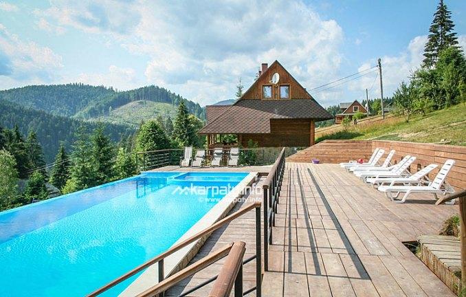 Кращі готелі для відпочинку в Карпатах: з басейном та розвагами (ФОТО, ОПИС, ЦІНИ)
