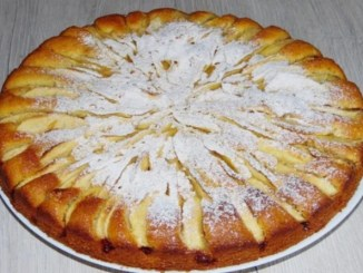 Яблучний пиріг, який тане в роті. ЗБЕРЕЖІТЬ РЕЦЕПТ