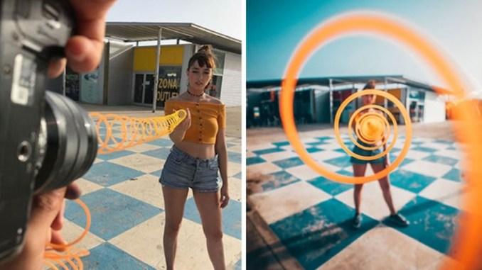 Фотограф продумує творчі хитрості, щоб робити дивовижні фотографії (12 фото)