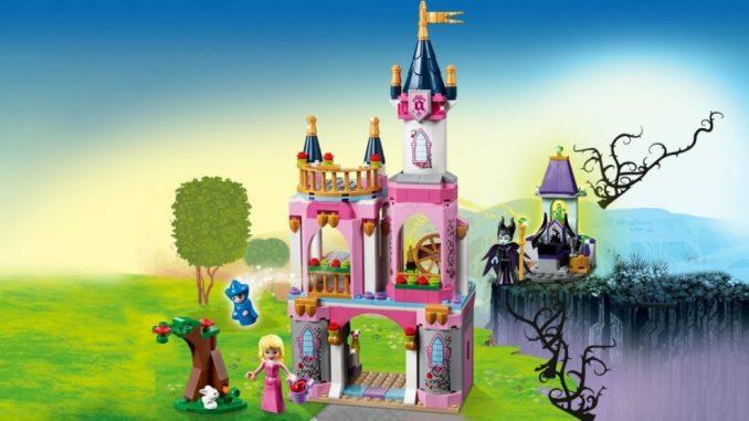 LEGO DISNEY PRINCESS Казковий замок