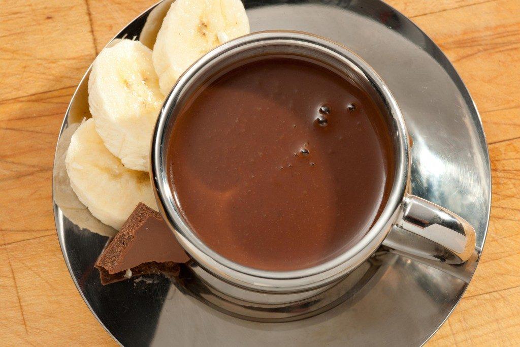 Найпростіший рецепт гарячого шоколаду
