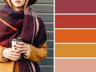 Бездоганні поєднання: 11 чудових палітр для осені