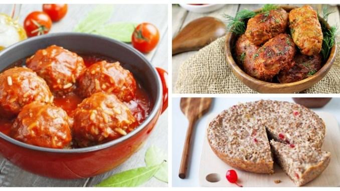 7 незвичайних страв з гречки для всієї родини
