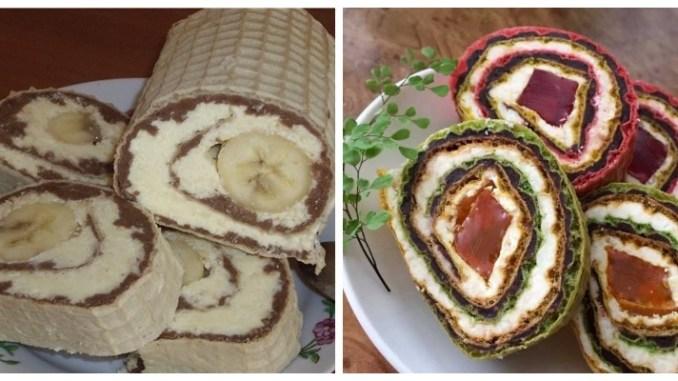 РЕЦЕПТ: Вафельний рулет з кокосом - десерт дитинства
