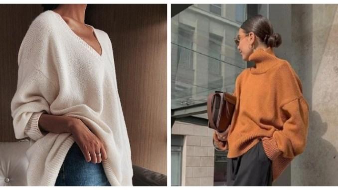 Час теплих светрів: 15 актуальних фасонів цього сезону (ФОТО)