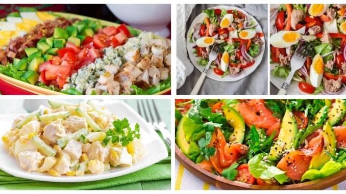Новорічні салати 2020: смачні рецепти оригінальних новинок і незмінної класики