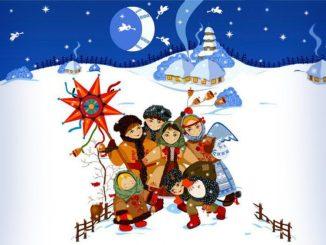Оригінальні віншування до Різдва для дітей