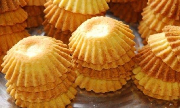 Тарталетки з пісочного тіста- рецепт