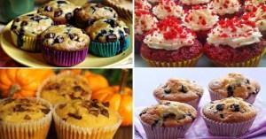 5 кращих рецептів домашніх кексів
