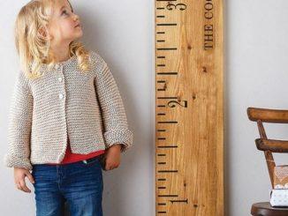 Зріст та вага дитини. Таблиця норм від 0 до 10 років