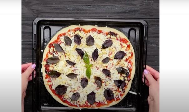 "Піца ""Маргарита"" - рецепт"