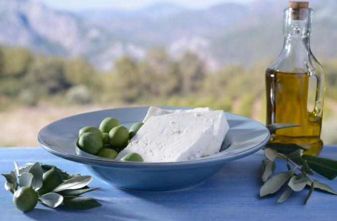 Домашній сир «Фета»