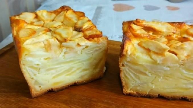 Пиріг, який перевершив шарлотку! При випічці, тісто перетворюється в крем