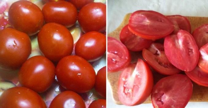 Рецепт швидких помідорів по-корейськи