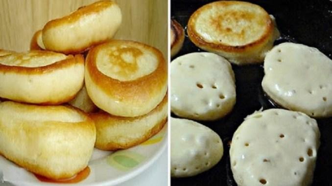 Рецепт ідеальних оладок — пишні і смачні