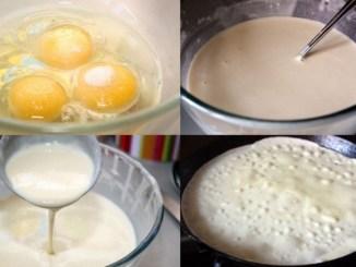 Рецепт млинців на манній крупі — виходять ніжними та м'якими