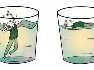 Мудра притча про ставлення до проблем. Прочитаєш 1 раз, а запам'ятаєш на все життя!