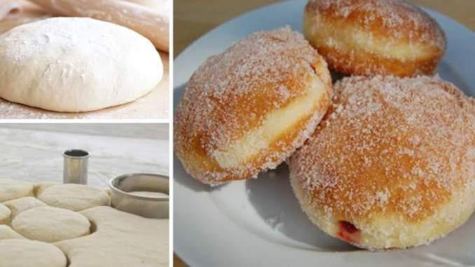 Бабуся показала рецепт «правильних» пончиків. Смачніших я ще не їла!