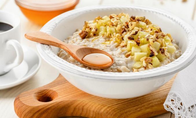 Раціон правильного харчування: меню здорового харчування по годинах