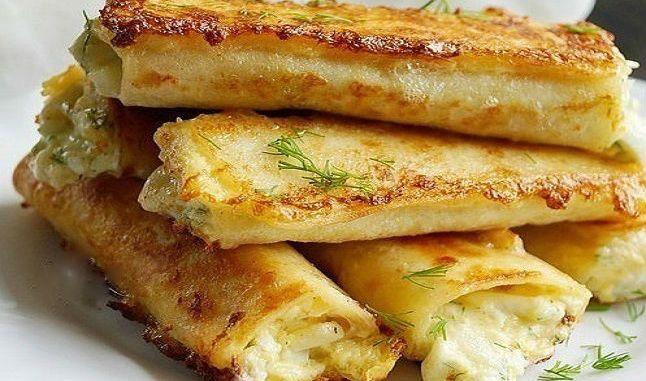 Смачний та швидкий сніданок за 5 хвилин з 3-ох інгредієнтів. Рекомендую спробувати!