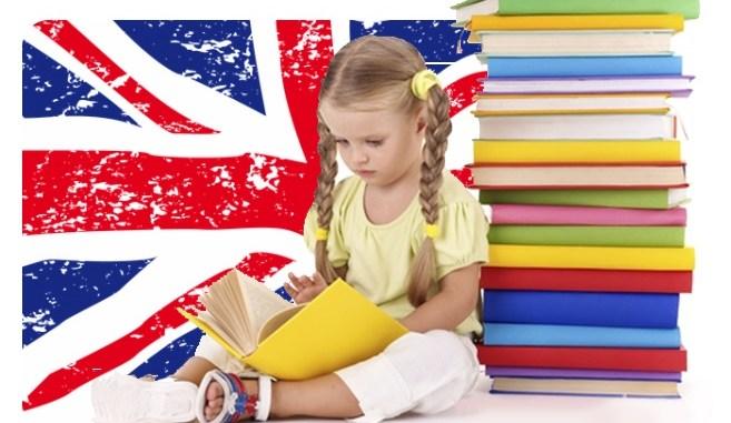 Вчимо англійську з малюком: як вибрати навчальні книги