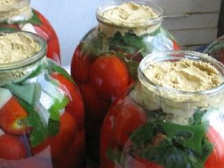"""Квашені помідори """"Як в бочці"""". Новий, досконалий смак, і зберігаються довгий час"""