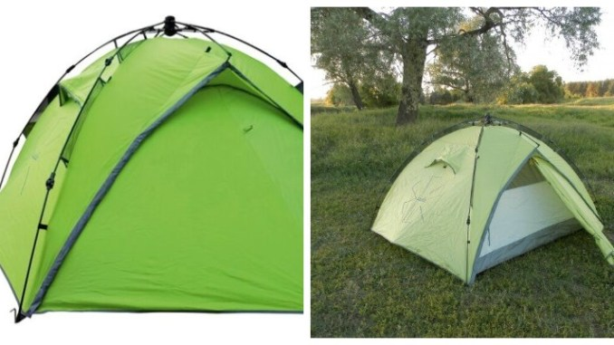 Особенности палаток Норфин