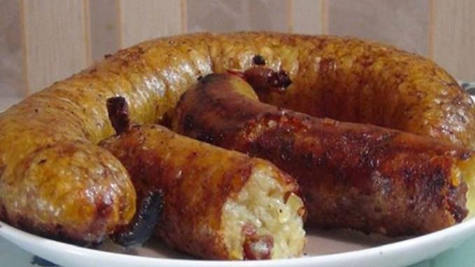 Картопляна ковбаса — дуже смачний рецепт подільської кухні. Смачно, доступно, ситно!