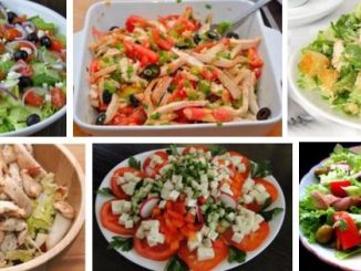 """Тепер у мене завжди є план """"Б"""": 9 крутих салатів на свято і щодень"""