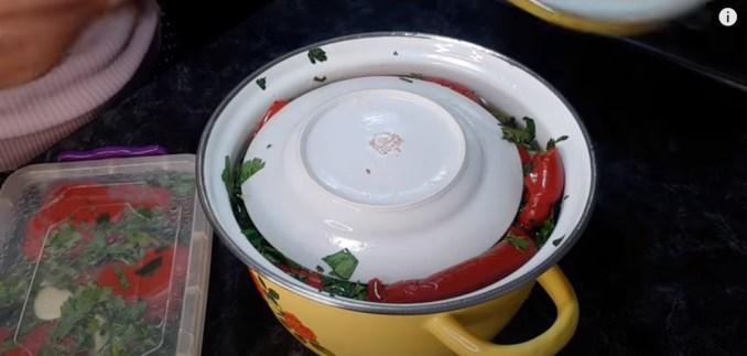 Маринований червоний перець — найсмачніший рецепт закуски! Заготівля на зиму