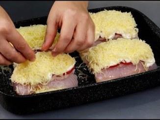 Замість м`яса буду готувати на новорічний стіл. Ви теж полюбите цю страву!