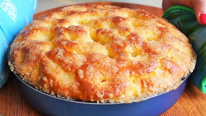 М'який, пишний і дуже смачний: як я готую знаменитий цукровий пиріг