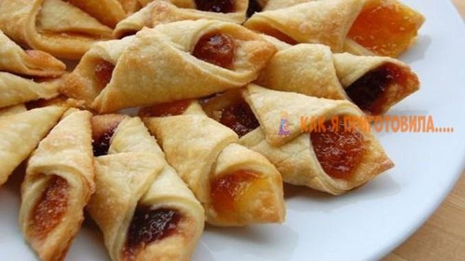 3 інгредієнти та 10 хвилин: смачне печиво з повидлом