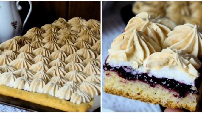 Такий пиріг замінить вам торт! А готувати простіше простого