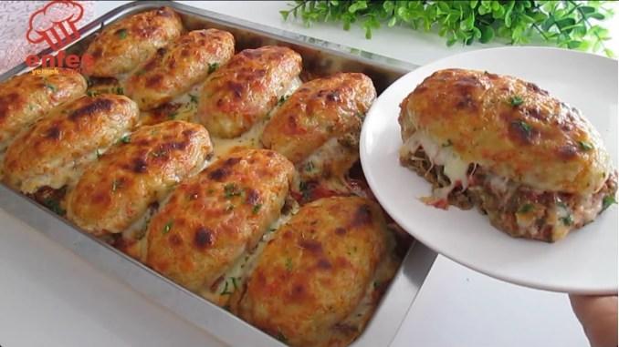 Дуже смачний рецепт котлет (м'яких та соковитих) в духовці. На обід чи вечерю!