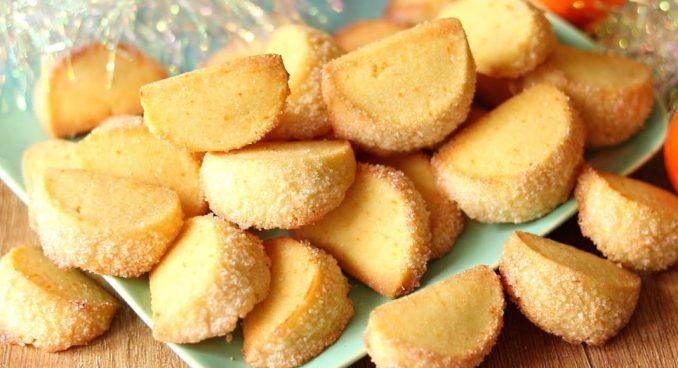 """З рецептом впорається навіть дитина: ароматне і розсипчасте печиво """"Мандаринові дольки"""" за 10 хвилин"""
