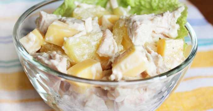 Салат для ледачих господинь: всього 3 інгредієнти і 5 хвилин на приготування