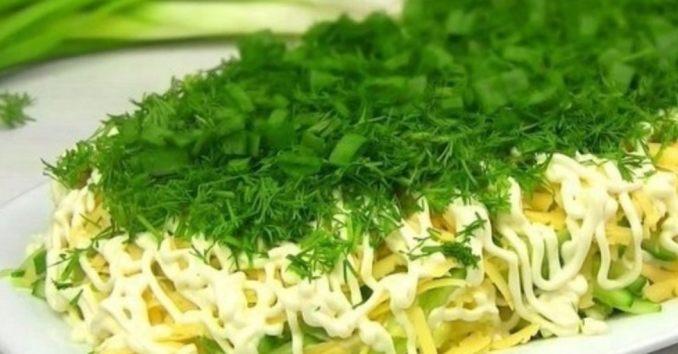 Оселедець під новою шубою — улюблений салат по-новому!