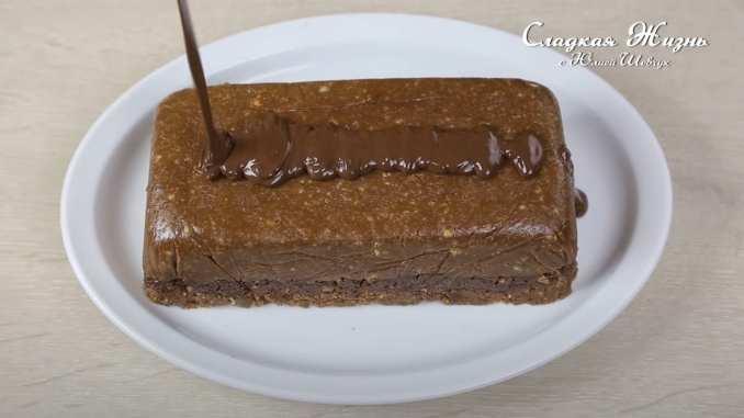 Торт без випічки за 15 хвилин. Смачний, з доступних продуктів і не вимагає просочення!