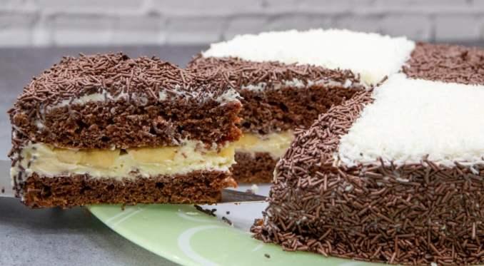 Готую торт «Три склянки»: смакує всім, готується без ваги і не потрібен час на просочення, можна відразу подавати